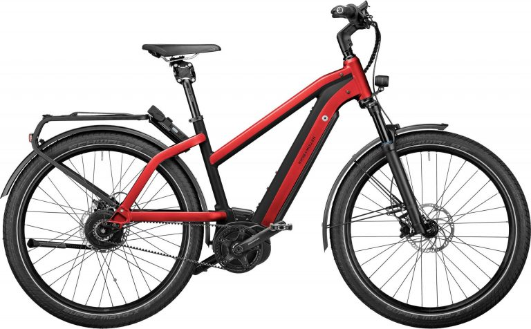 Riese & Müller Charger Mixte silent 2021
