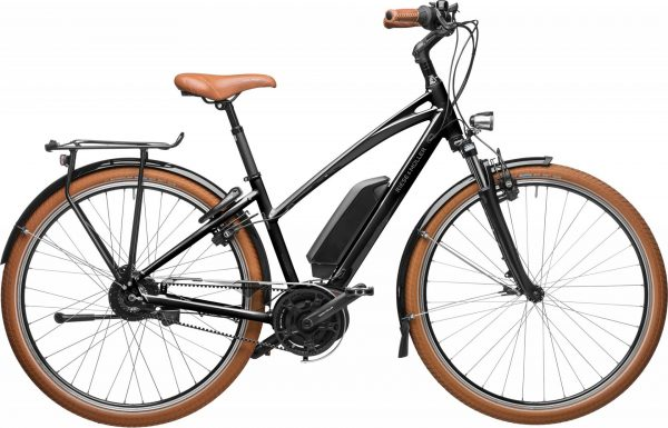 Riese & Müller Cruiser Mixte vario urban 2021 City e-Bike