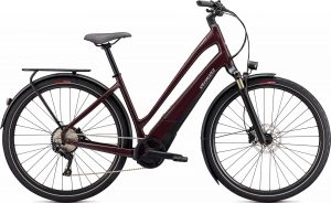Specialized Turbo Como 4.0 700C - Low Entry 2021 Trekking e-Bike