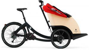 Triobike taxi 2020 Lasten e-Bike