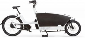 Urban Arrow Family Active Plus Disc 2020 Lasten e-Bike