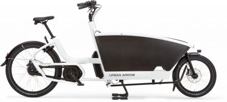 Urban Arrow Family Active Plus Disc 2020