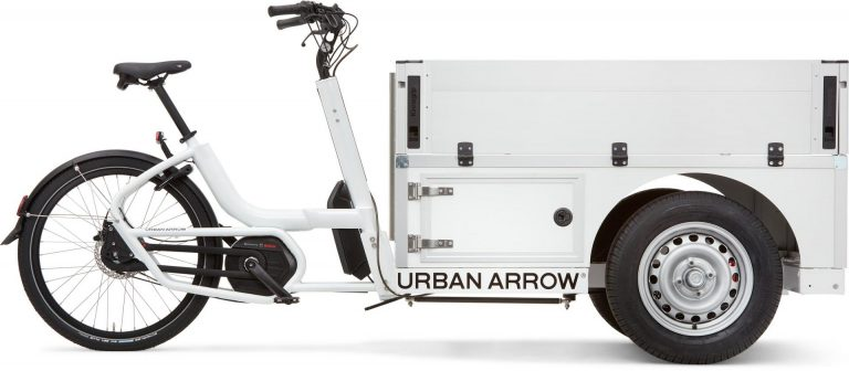 Urban Arrow Tender 1000 Flatbed 2020