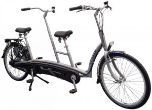 Van Raam Twinny 2020 Dreirad für Erwachsene