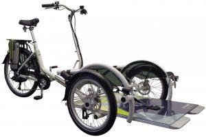 Van Raam VeloPlus 2020 Dreirad für Erwachsene