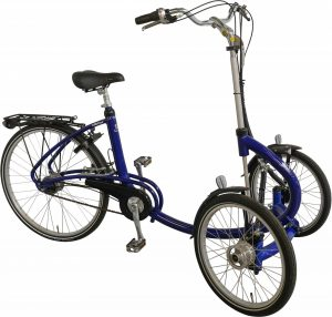 Van Raam Viktor 2020 Dreirad für Erwachsene