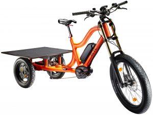 XCYC Pickup Allround 2021 Lasten e-Bike
