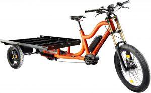 XCYC Pickup Work 2.0 2021 Lasten e-Bike
