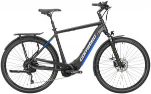 Corratec E-Power Trekking Trinity Tube 28 P6 10S LTD Gent 2021 Trekking e-Bike