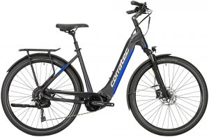 Corratec E-Power Trekking Trinity Tube 28 P6 10S LTD Wave 2021 Trekking e-Bike