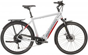 Corratec E-Power Trekking Trinity Tube P6 Alfine LTD Gent 2021 Trekking e-Bike