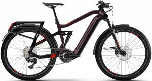 Haibike XDURO Adventr FS 2021 Trekking e-Bike,SUV e-Bike
