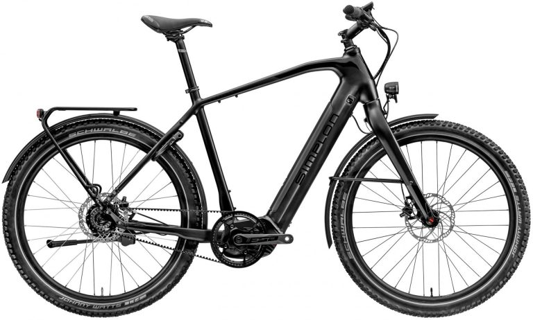 Simplon Kagu Bosch CX 275 XT-12 Speed 2021