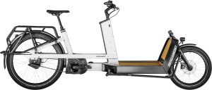 Bergamont E-Cargoville LJ Expert Load Unit 2021 Lasten e-Bike