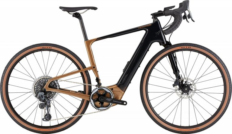 Cannondale Topstone NEO Carbon Lefty LE 2021
