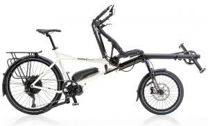HASE BIKES PINO STEPS 2021 Lasten e-Bike,Dreirad für Erwachsene