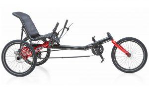 HASE BIKES TRIGO NEXUS 2021 Dreirad für Erwachsene