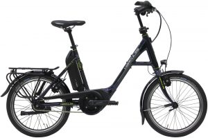 Hercules Futura Compact F8 2021 Kompakt e-Bike