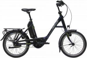 Hercules Futura Compact R8 2021 Kompakt e-Bike