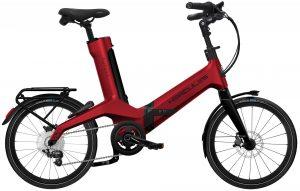 Hercules Futura Fold Carbon I-10 2021 Klapprad e-Bike