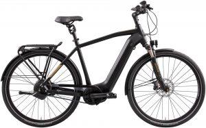 Hercules Futura Pro I-F360 + 2021 Trekking e-Bike