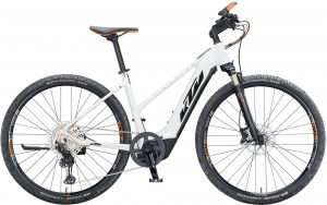KTM Macina Cross 610 2021 Cross e-Bike