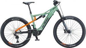 KTM Macina Kapoho 2972 2021 e-Mountainbike