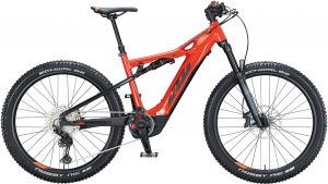 KTM Macina Lycan 271 2021 e-Mountainbike