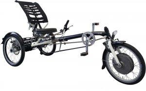 Van Raam Easy Sport 2021 Dreirad für Erwachsene