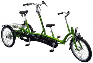 Van Raam Kivo Plus 2021 Dreirad für Erwachsene