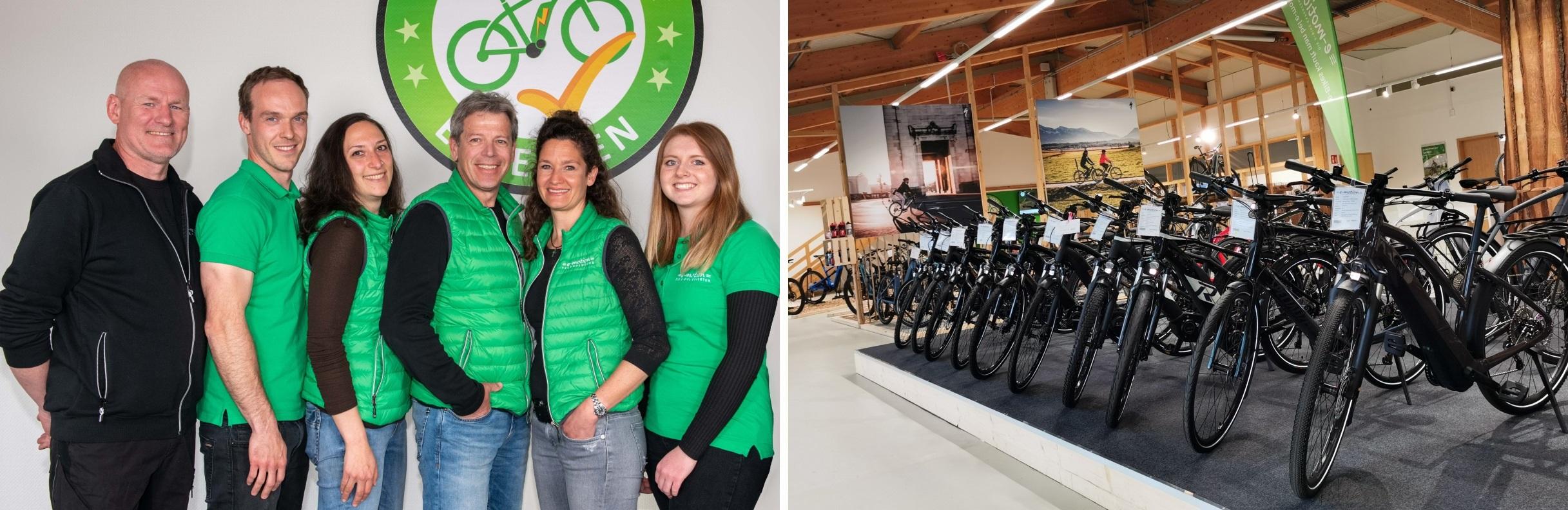 e-motion e-Bike Welt Kempten