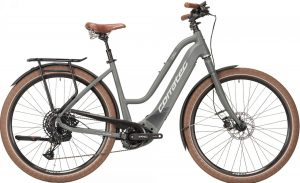 Corratec E-Power C29 CX6 12S Trapez 2021 Trekking e-Bike,Urban e-Bike