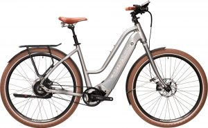 Corratec E-Power C29 CX6 Belt Trapez 2021 Trekking e-Bike,Urban e-Bike