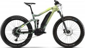 Haibike FullFatSix 2021 e-Mountainbike