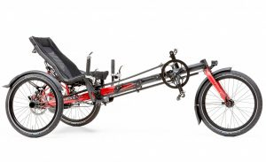HASE BIKES KETTWIESEL ALLROUND 2021 Dreirad für Erwachsene