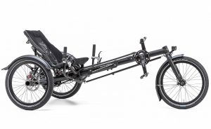 HASE BIKES KETTWIESEL ALLROUND NEXUS 2021 Dreirad für Erwachsene
