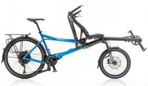 HASE BIKES PINO ALLROUND 2021 Lasten e-Bike,Dreirad für Erwachsene