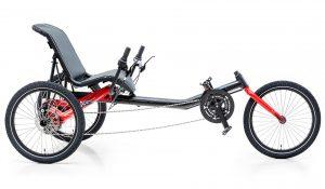 HASE BIKES TRIGO 2021 Dreirad für Erwachsene