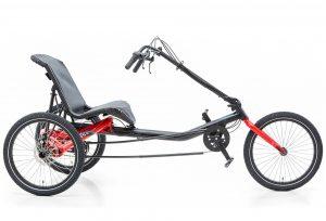 HASE BIKES TRIGO UP 2021 Dreirad für Erwachsene