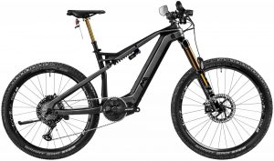 M1 Erzberg BR S-Pedelec 2021 e-Mountainbike