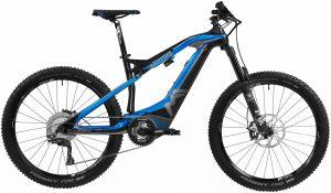 M1 Spitzing Evolution Pedelec 2021 e-Mountainbike