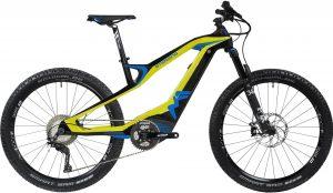 M1 Sterzing Evolution CC Pedelec 2021 e-Mountainbike