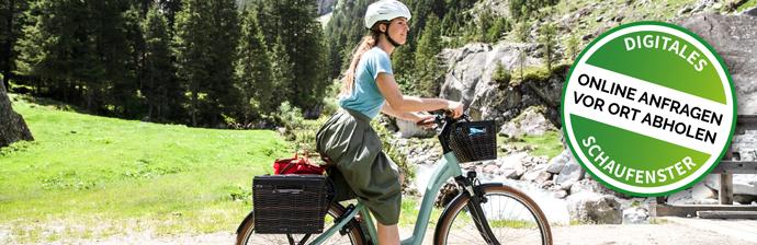 e-motion e-Bikes Digitales Schaufenster
