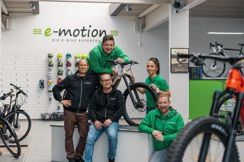 e-motion e-Bike Welt Olpe