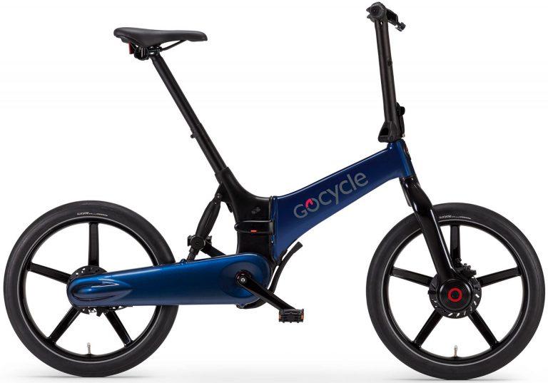 Gocycle G4 2021