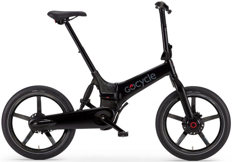 Gocycle G4i+ 2021