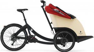 Triobike taxi enviolo 2021 Lasten e-Bike