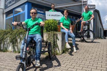 e-motion e-Bike Welt Kaiserslautern