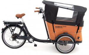 Babboe Curve-E 2021 Lasten e-Bike