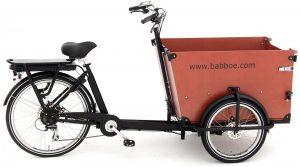 Babboe Dog-E 2021 Lasten e-Bike
